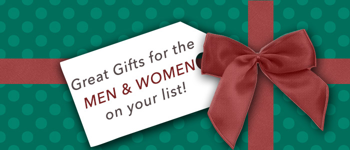 gift guide for men and women