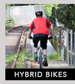 Yorktown Cycles Products and Services  - Hybrid Bikes