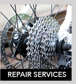 Yorktown Cycles Products and Services - Bicycle Repair Services
